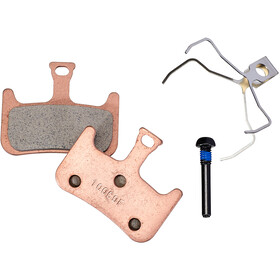 Hayes T100 Brake Pads Sintered for Dominion A2